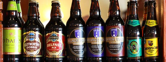 Places that stock Irish Craft Beer